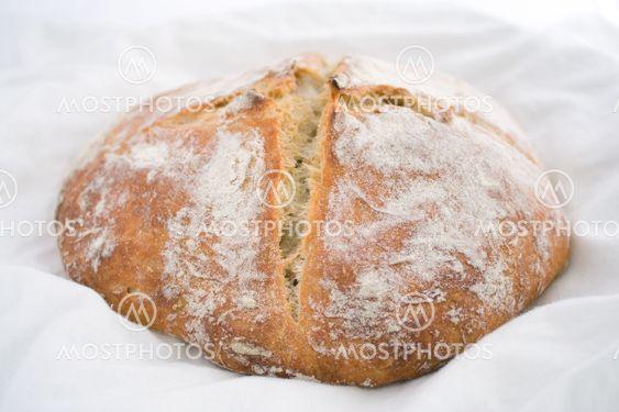 Hvid Hvede Brød Fra Accessony Mostphotos