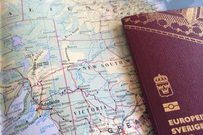 planera resa till Australien