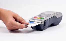 Paying with credit/debit card