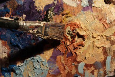 art, brush, paintbrush, color,