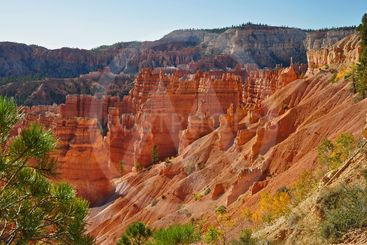 Colours of Bryce