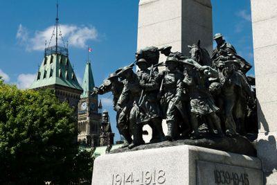 World War Soldiers