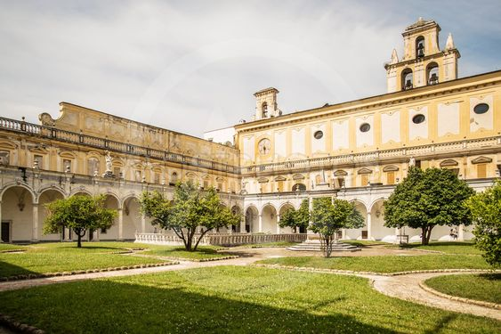 Carthusian monastery