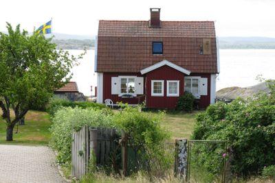 Swedish cottage on the westcoast
