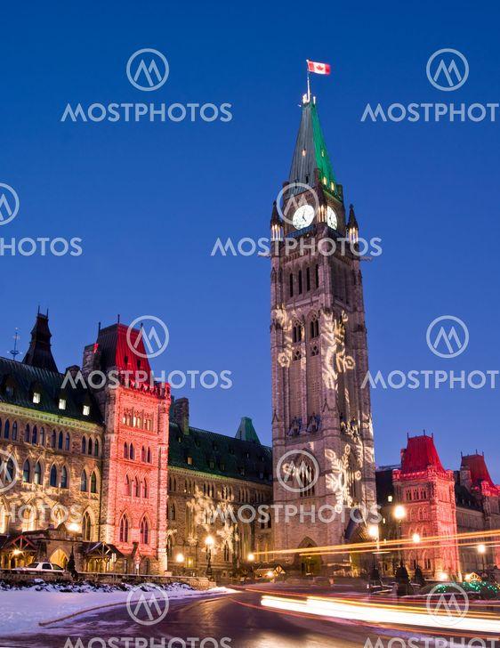 Festive Parliament