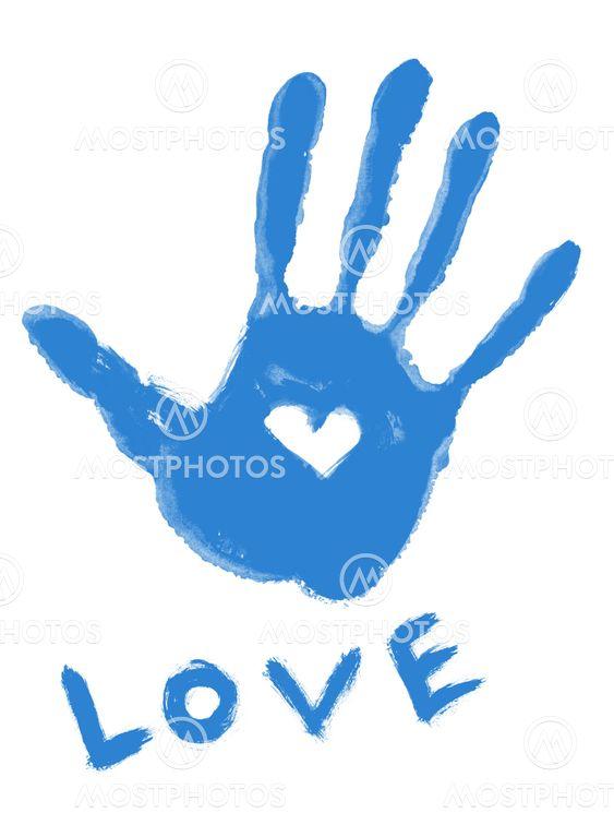 blue love symbol