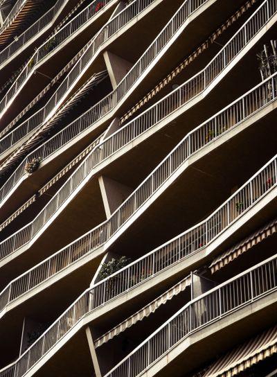 Wohnhochhaus in Monaco
