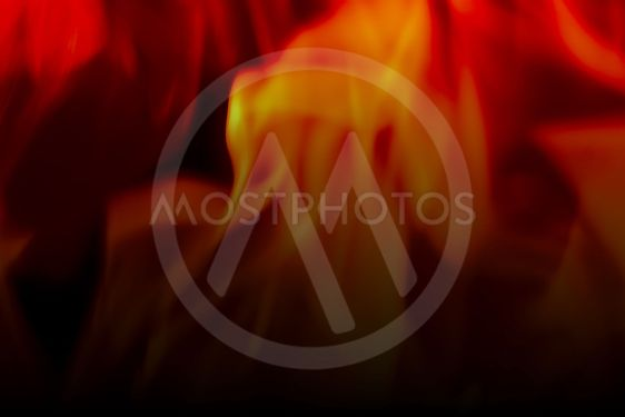 Flames Fire of Hell Gradient