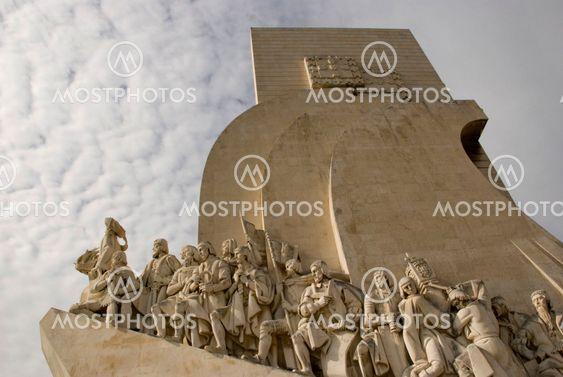 Monument i opdagelser, Belém, Portugal