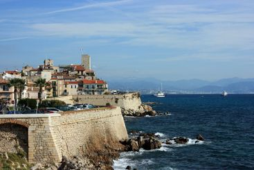 Antibes at day 2