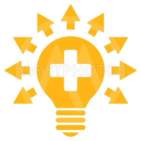 Disinfection Lamp Icon