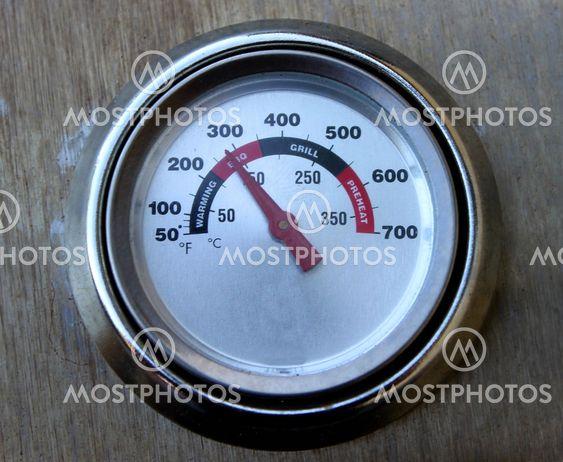 BBQ termometer