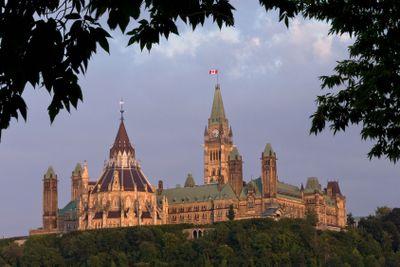 Parliament framed