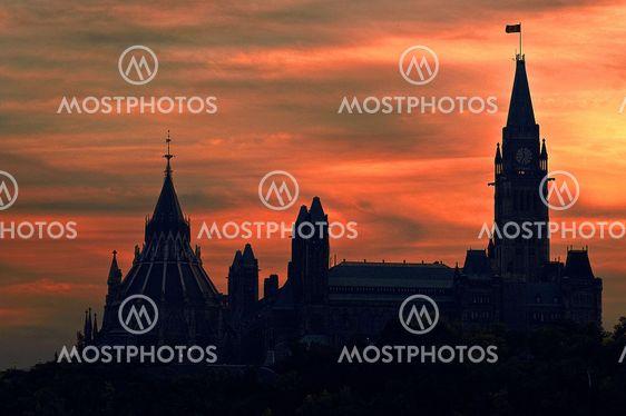 Ottawa Silhouette