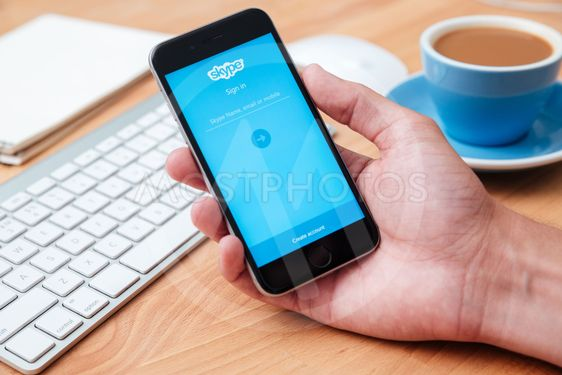 Skype is application that provide text chat video and calls