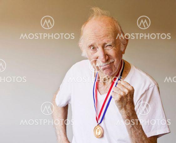 Senior Citizen Medal vinnare