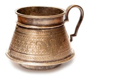 Very old vessel
