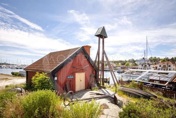 Sandhamns museum
