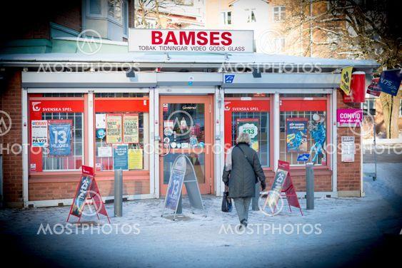 Bamses kiosken i Rönninge