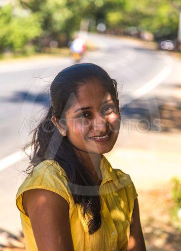 Sri Lankan woman from Matara