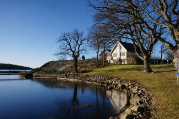 Private water-front paradise with flat rock in Karlskrona