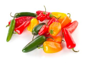 Sweet and Jalapeno Peppers