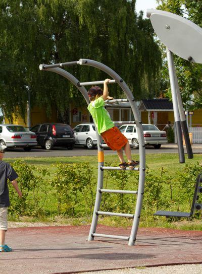 Outdoor Gym In Strängnäs