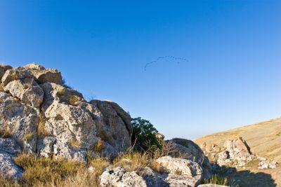 stone landscape