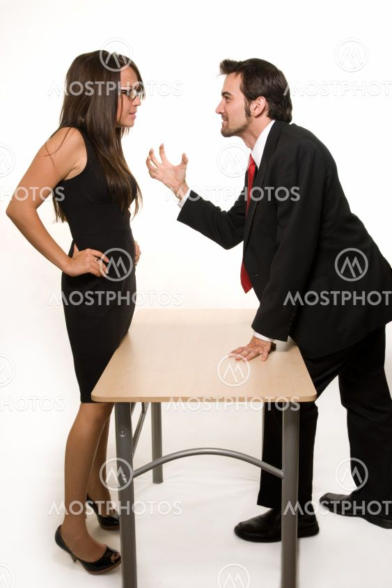 Business diskussion
