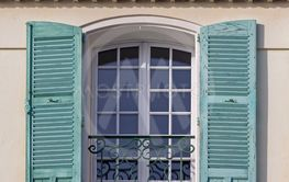 Window in Cannes