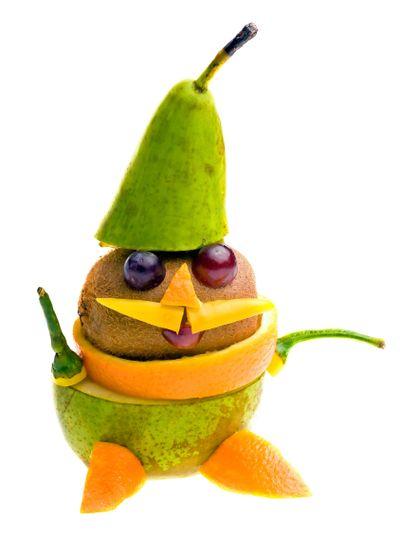 fruit figure