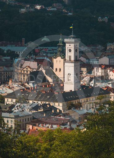 Town hall inLviv