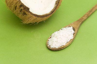 ground coconut