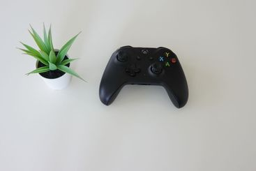 An XBox Controller used in playing video games on a XBox