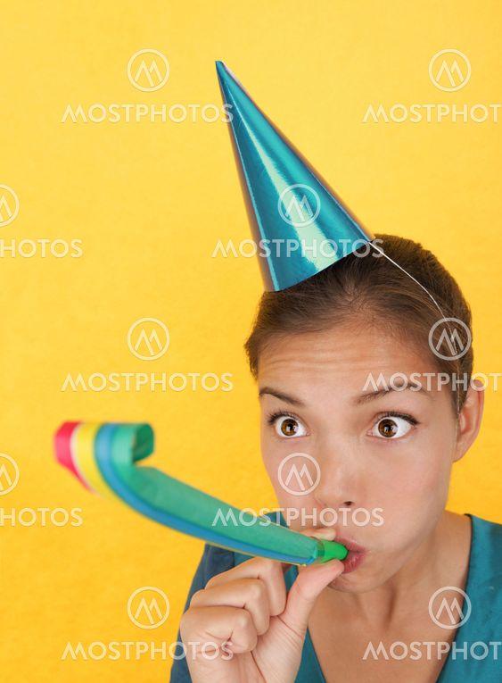 Hauskaa syntymäpäivää tyttö