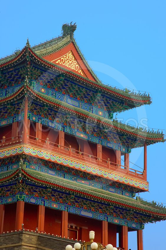 china,beijing : forbidden city