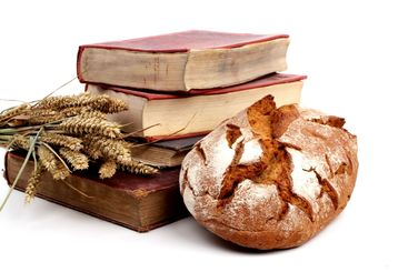 Bread and old books
