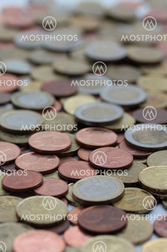 mynt i euro