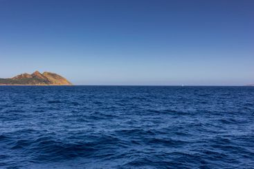 Boat trip through the Atlantic Ocean