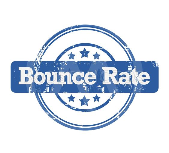 SEO Bounce Rate stamp