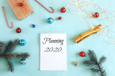 Plan of 2020 New year