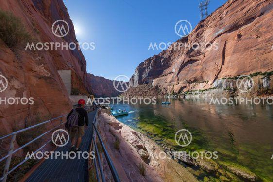 Raft Trip in Glen Canyon
