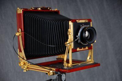 8x10 Field Camera