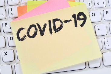 COVID-19 COVID Corona virus coronavirus disease ill...