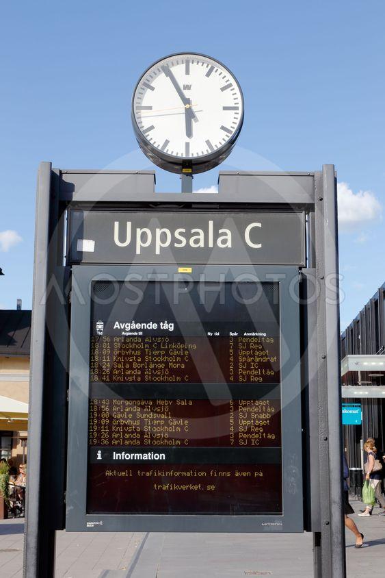 sala stockholm tåg