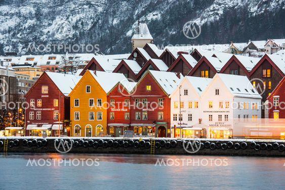 Bergen at Christmas