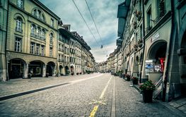 Central Bern, Switzerland