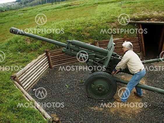 Museet gun