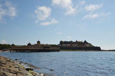 Varbergs kallbadhus och Varbergs fästning 2