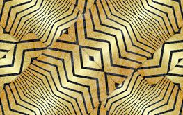 vintage geometrical  abstract patterned background